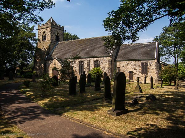 Church of St John the Evangelist, Upper Hopton