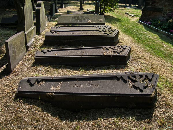 Coffin Shaped Tombs